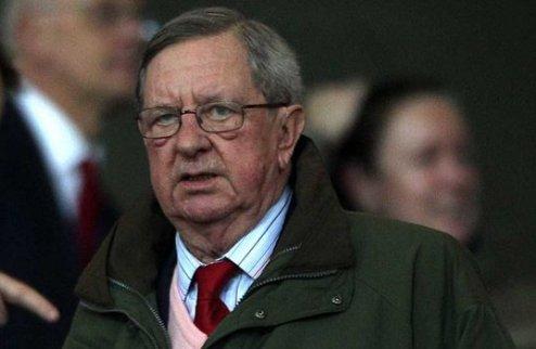 Президент Арсенала попал в больницу с сердечным приступом
