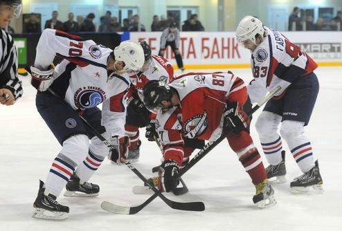 ПХЛ. Компаньон: камбэк в матче с Донбассом не удался