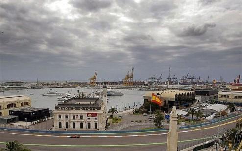 Формула-1. Валенсия вернется в календарь в 2014-м году