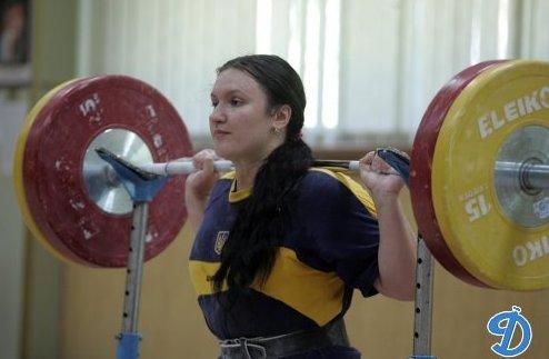 Тяжелая атлетика. Украинка – трехкратная чемпионка Европы