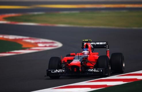 Формула-1. Маруся еще не подписала Договор согласия