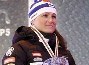 Лыжные гонки. Сааринен пропустит этап в Канморе
