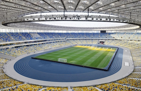 Украина подаст заявку на Евро-2020?