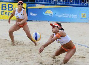 Пляжный волейбол. Знаменитый бразильский дуэт распался