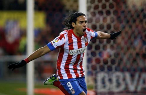 Реал перебьет все предложения по Фалькао?