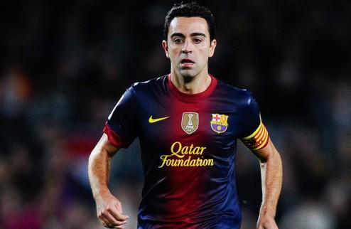 Хави подпишет новый контракт с Барселоной