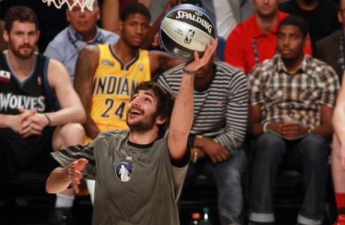 НБА. Рубио: первая игра в сезоне в эту субботу