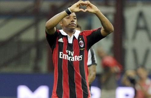 Милан отказал Сантосу