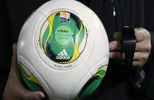 Челси: мячи с микрочипом слишком тяжелые