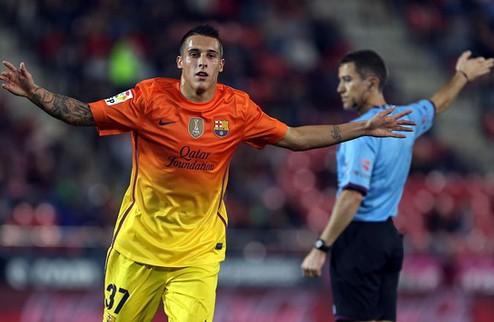 Официально: Барселона переподписала Тельо