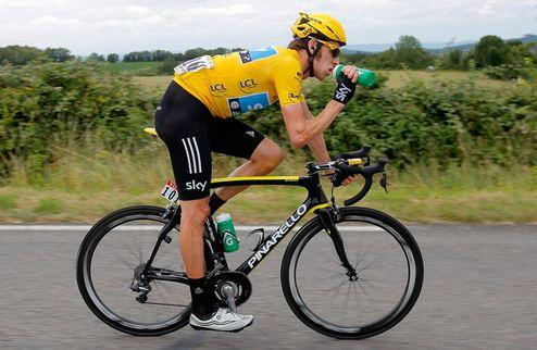 Велоспорт. Виггинс собирается защитить свой титул на Тур де Франс
