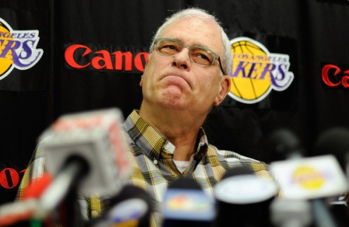 НБА. Фил Джексон не собирается возвращаться в Лейкерс