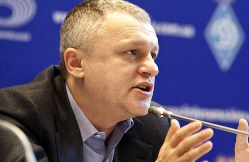 """И.Суркис: """"А я говорю – Алиев изменился!"""""""