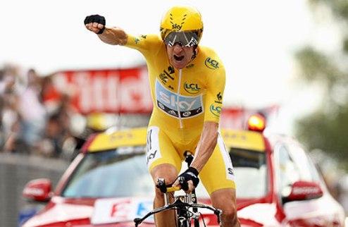 Велоспорт. Англия примет Тур де Франс-2014
