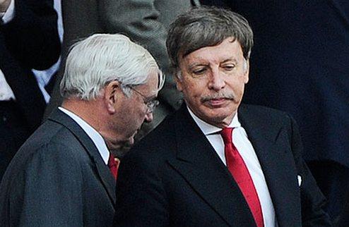 Главного акционера Арсенала обвинили в безразличии к клубу