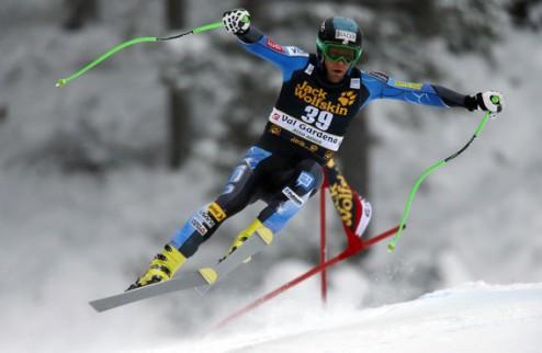 Горные лыжи. Сенсация в Валь Гардене