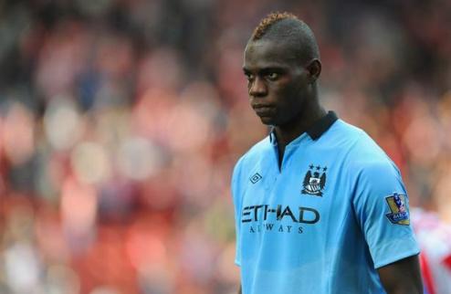 Балотелли будет судиться с Манчестер Сити