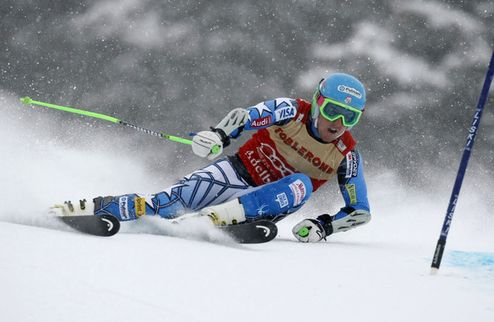 Горные лыжи. Несокрушимый Лигети