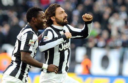 Ювентус отрывается, Милан приближается