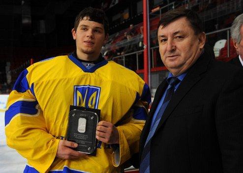 МЧМ (U-20). Михаил Шевчук – лучший вратарь турнира