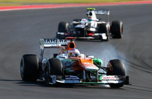 Формула-1. Итоги сезона. Заубер, Форс Индия
