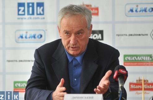"""Дыминский: """"Премьер-лига стала придатком ФФУ"""""""