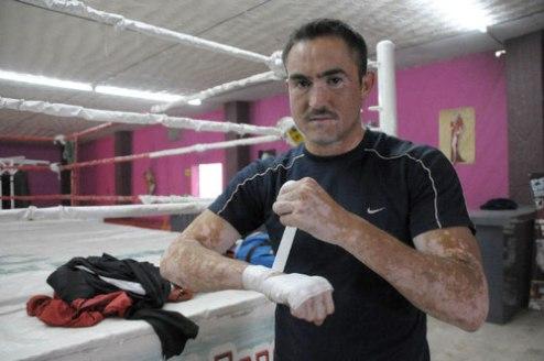 Рубио проведет бой в Мексике
