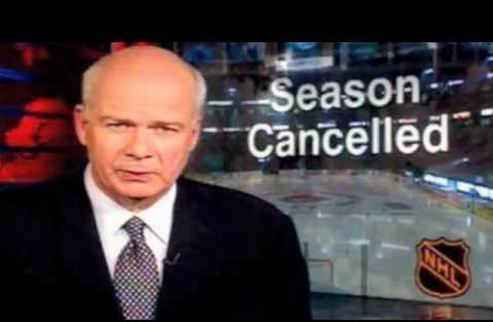 НХЛ. До отмены сезона осталось около трех недель