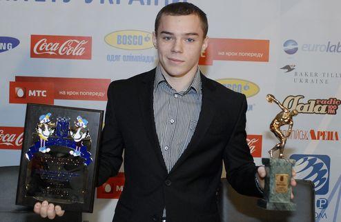 Спортивная гимнастика. Верняев получил приз лучшего спортсмена Украины в ноябре