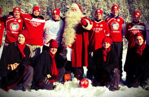 ФК Санта Клаус: рождественская футбольная история