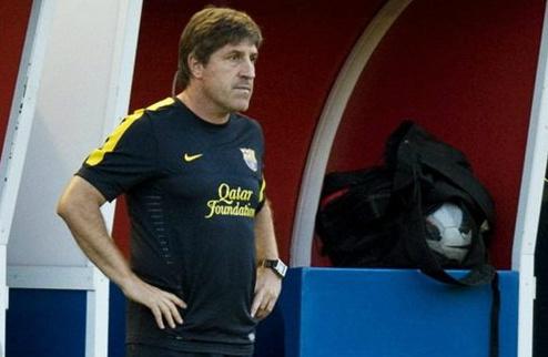 Барселона определилась с временным наставником