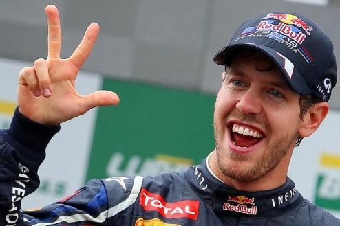 Формула-1. Феттель нацелен на 4-й чемпионский титул