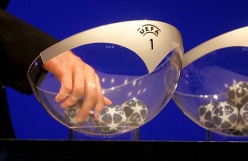 ЛЧ и ЛЕ: расклады перед жеребьевкой стадии плей-офф