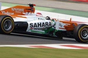 Формула-1. Форс Индия рассчитывает на пятое место в Кубке Конструкторов