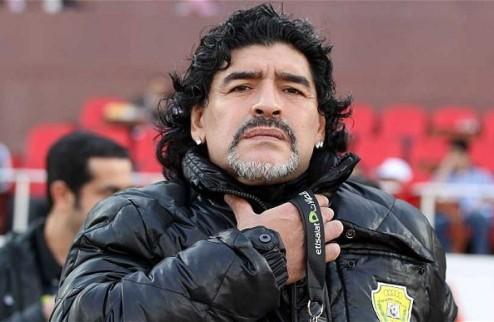 Марадона возглавит Ирак?