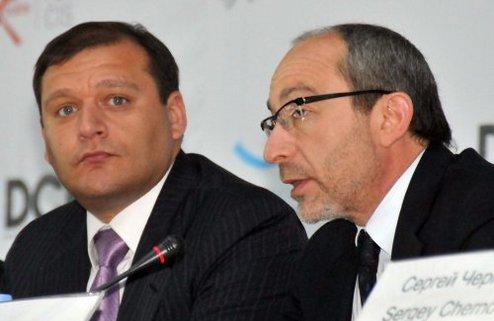 Кернес: Ярославский инвестировал только в рестораны и вип-ложу