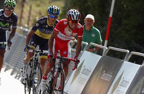 Велоспорт. Родригес может покинуть Катюшу ради победы на Тур де Франс