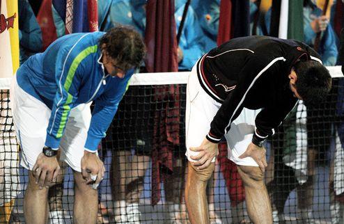 Теннисный экзамен 2012