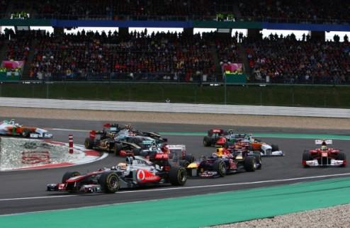 Формула-1. Нюрбургринг остается в календаре