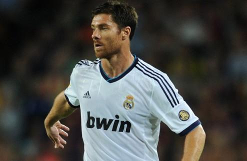Реал начал переговоры по новому контракту с Хаби Алонсо