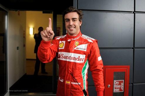 Формула-1. Алонсо: 2012-й год без нарушений