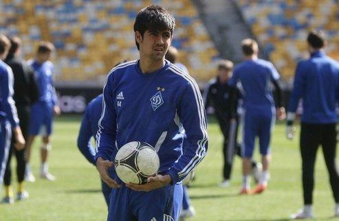 Коритиба может подписать защитника Динамо
