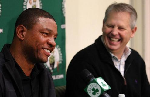 НБА. Генменеджер Бостона верит в Риверса