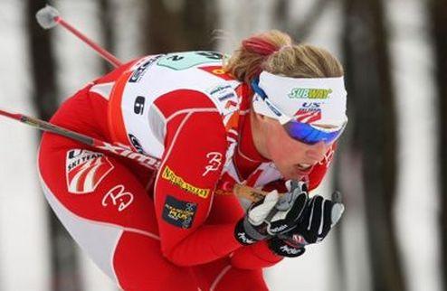Тур де Ски. Рендалл выиграла пролог