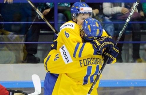 МЧМ. Швеция справилась с Латвией