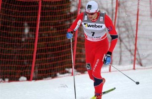Тур де Ски. Нортуг подчеркивает амбиции