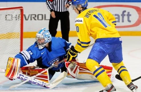 МЧМ. Швеция отправляет Финляндию в релегейшн-раунд!