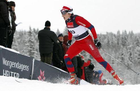"""Лыжные гонки. Крог: """"Я знал, что моя победа поможет Нортугу"""""""