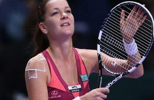 Окленд (WTA). Легкая победа Радваньской, Гергес вылетает