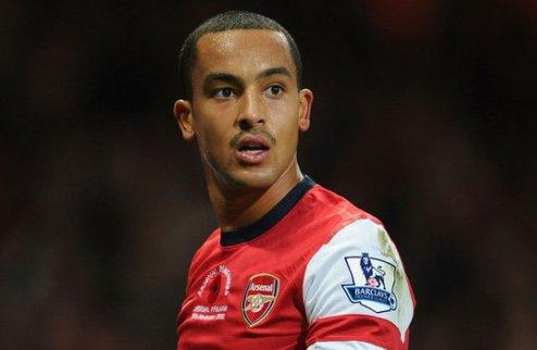 Уолкотт продлит контракт с Арсеналом?